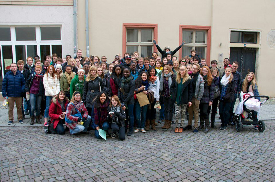 Wittenberg group photo